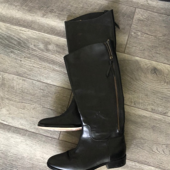 Cole Haan Shoes - Cole Haan leather boots SHIPPING NOT INCLUDED